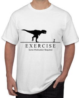 Exercise white-front