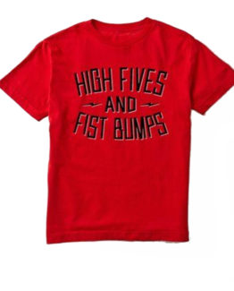 High-fives-Kids-tees