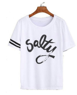 Salty-women's-T-shirt