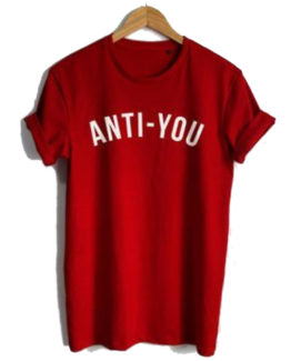 anti-you-women's-T-shirt